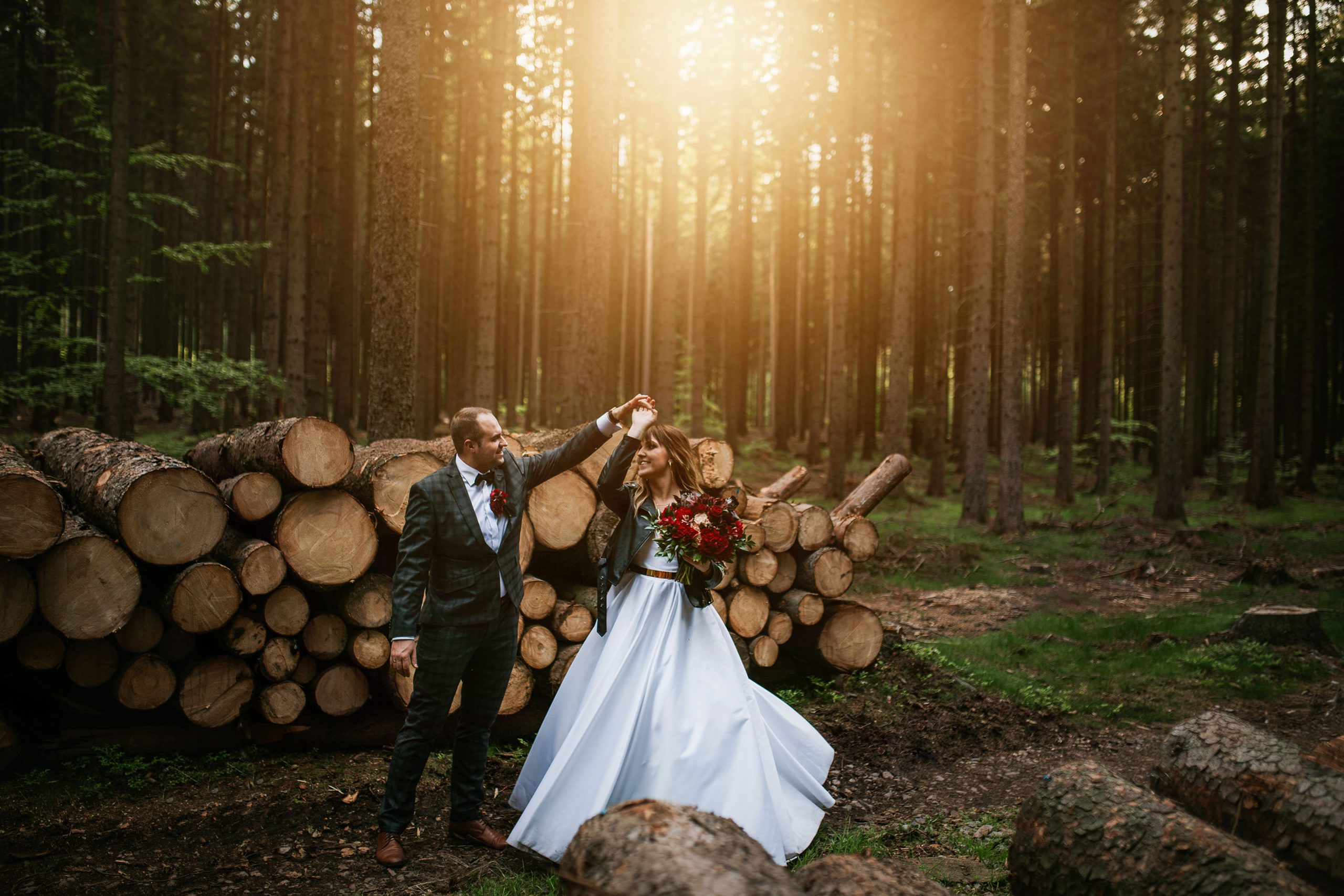 sesjce ślubne wałbrzych